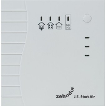 Zehnder Hoofdbediening CO2
